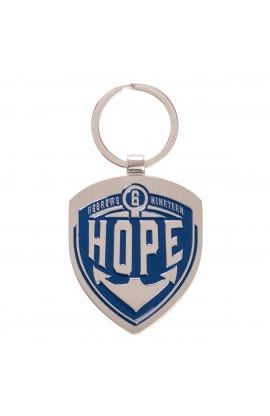 KEYRING METAL HOPE