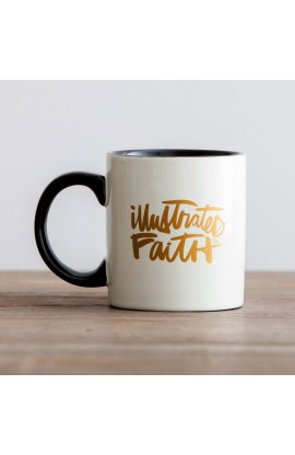 Illustrated Faith Mug