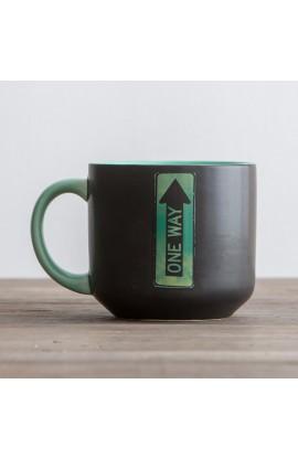 One Way Jumbo Mug