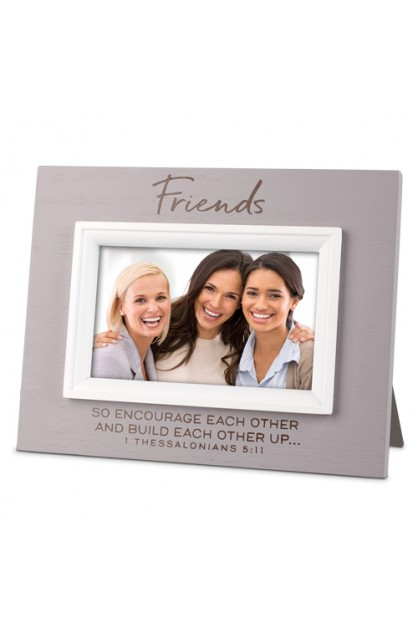 FRIEND TEXTURED BLESSINGS FRAME