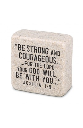 STRENGTH STONE PLAQUE