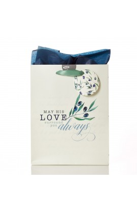 Gift Bag Md Olive