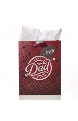 Gift Bag Md Best Dad Ever