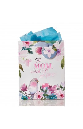 Gift Bag Md To Mom With Love