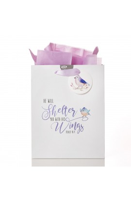 Gift Bag Md He Will Shelter