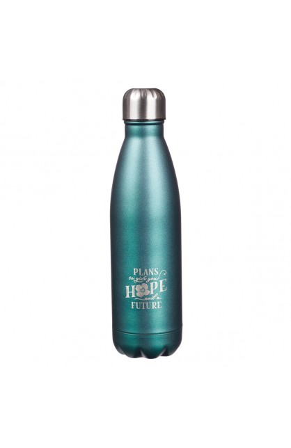 SS Water Bottle Hope and Future