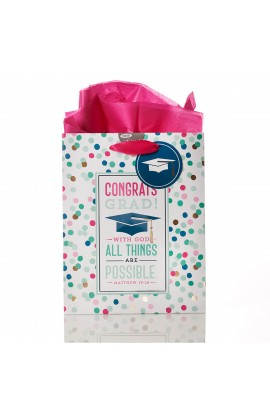 Gift Bag Md All Things Are Possible