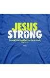 JESUS STRONG ADULT T