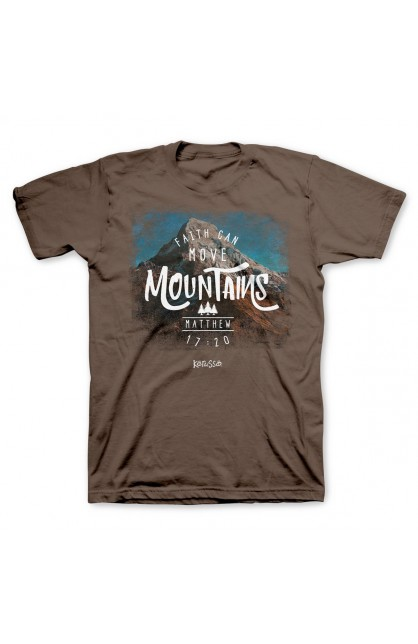 MOUNTAINS ADULT T