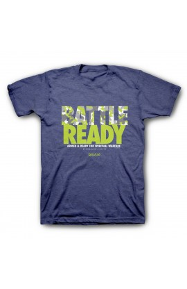 BATTLE READY ADULT T