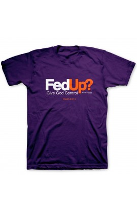 FED UP ADULT T