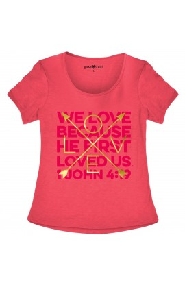 WE LOVE GRACE & TRUTH WOMEN'S T