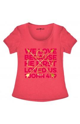 WE LOVE GRACE & TRUTH WOMEN'S T