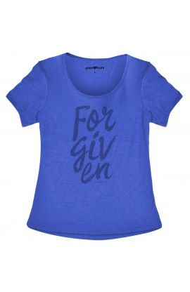 FORGIVEN SCRIPT GRACE & TRUTH WOMEN'S T
