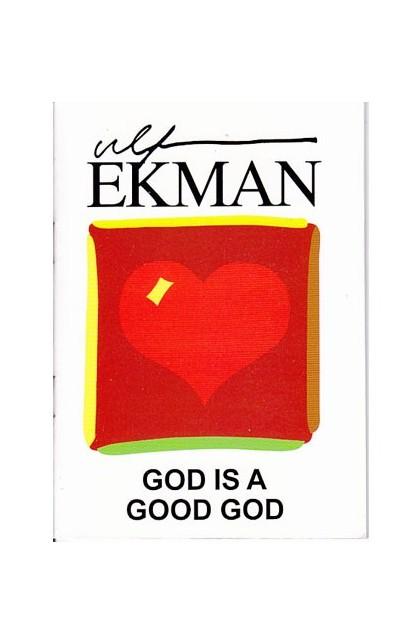 GOD IS A GOOD GOD