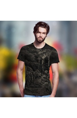 CALVARY ADULT ALL-OVER PRINT T