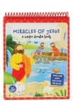 MIRACLES OF JESUS WATER DOODLE BOOK