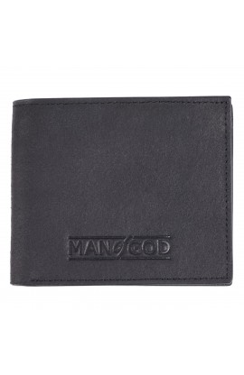 Wallet in Tin Leather Man of God