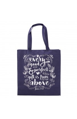 Tote, Every Good Gift James 1:17