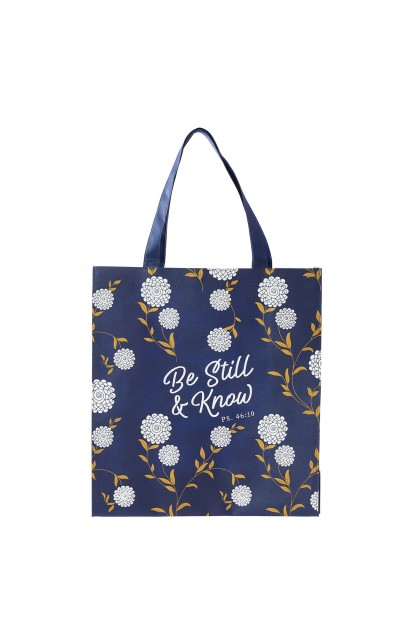 Tote, Be Still & Know Ps 46:10