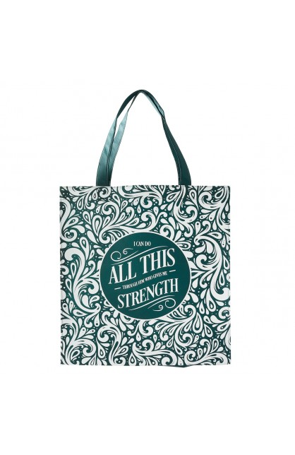 Tote, All This Phil 4:13