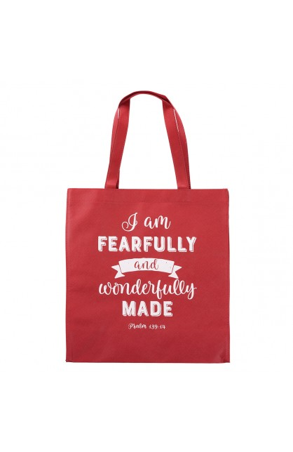Tote, Wonderfully Made Ps 139:14