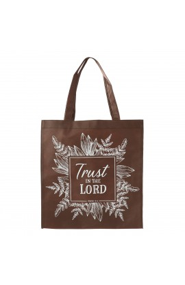 Tote, Trust in the Lord Prov 3:5