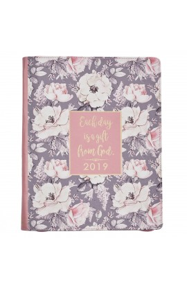 2019 Large Planner Flower LL