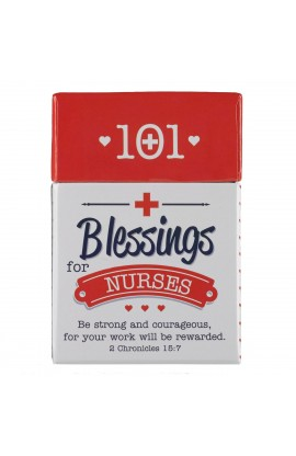 101 Blessings for Nurses 2 Chron 15:7