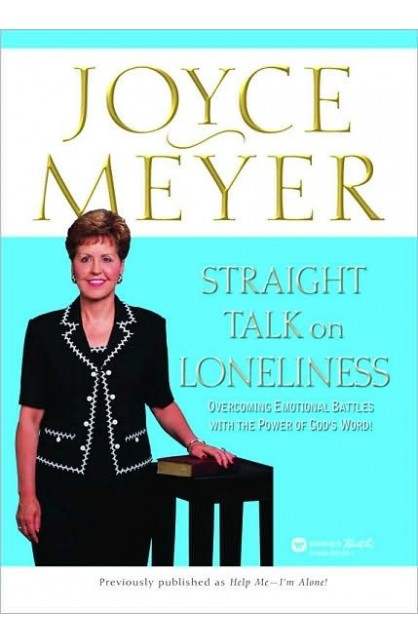 STRAIGHT TALK ON LONELINESS