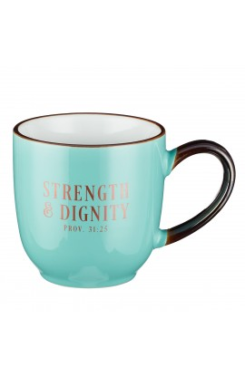 Mug Strength and Dignity