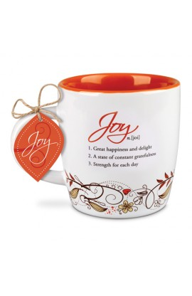 Ceramic Mug Creative Definition Joy