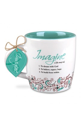 Ceramic Mug Creative Definition Imagine