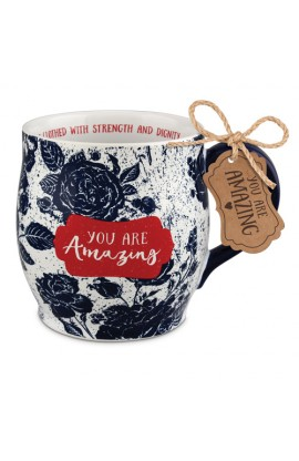 Ceramic Mug Pretty Prints You Are Amazing