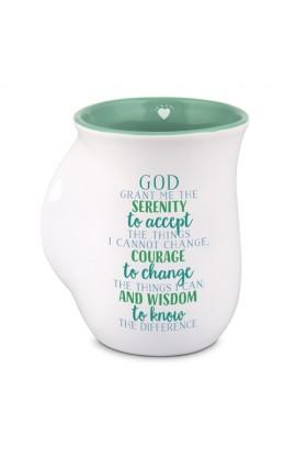 Ceramic Mug Handwarmer Inspirational Heroes Serenity