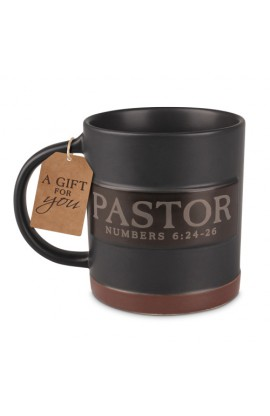 Ceramic Mug Pastor Blessings