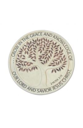 Garden Stone Tree Grow in Grace