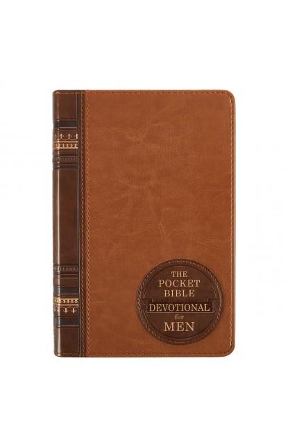 Pocket Bible Devotional LL Men