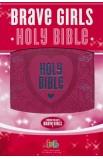 BRAVE GIRLS DEVOTIONAL BIBLE PINK