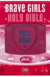 BRAVE GIRLS DEVOTIONAL BIBLE PINK