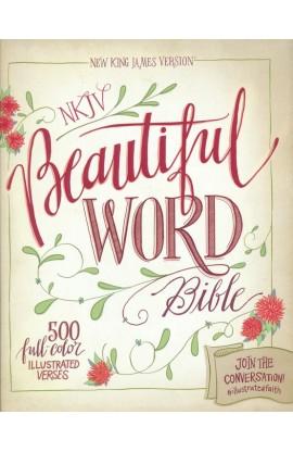 NKJV BEAUTIFUL WORD BIBLE HARDCOVER