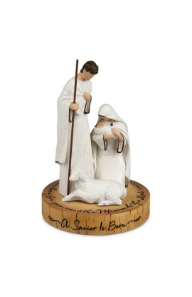 Christmas Sculpture A Savior Is Born