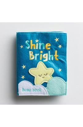 SHINE BRIGHT BUSY BOOK