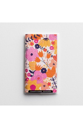 WHIMSEY FLORAL DS 28 MONTHS PLANNER