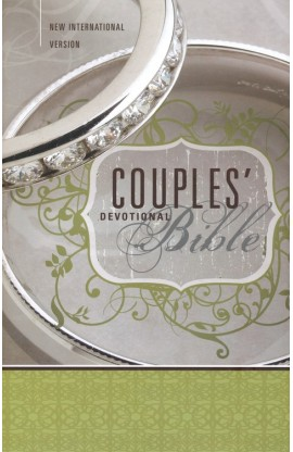 NIV COUPLES DEVOTIONAL BIBLE HARDCOVER