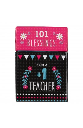 101 Blessings for a #1 Teacher