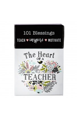 Box of Blessings Heart of a Teacher