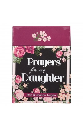 Prayers for my Daughter Boxed Cards