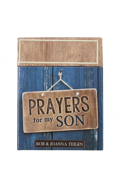 Prayers for my Son Boxed Cards