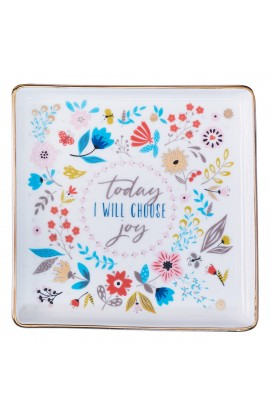 Trinket Tray Choose Joy